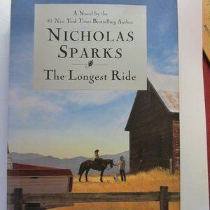"""EUC Nicholas Sparks """"The Longest Ride"""""""